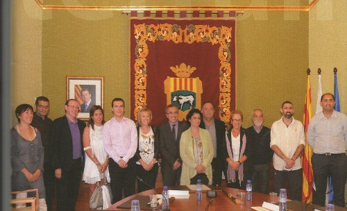 Equip de govern de l'ajuntament de les Borges Blanques